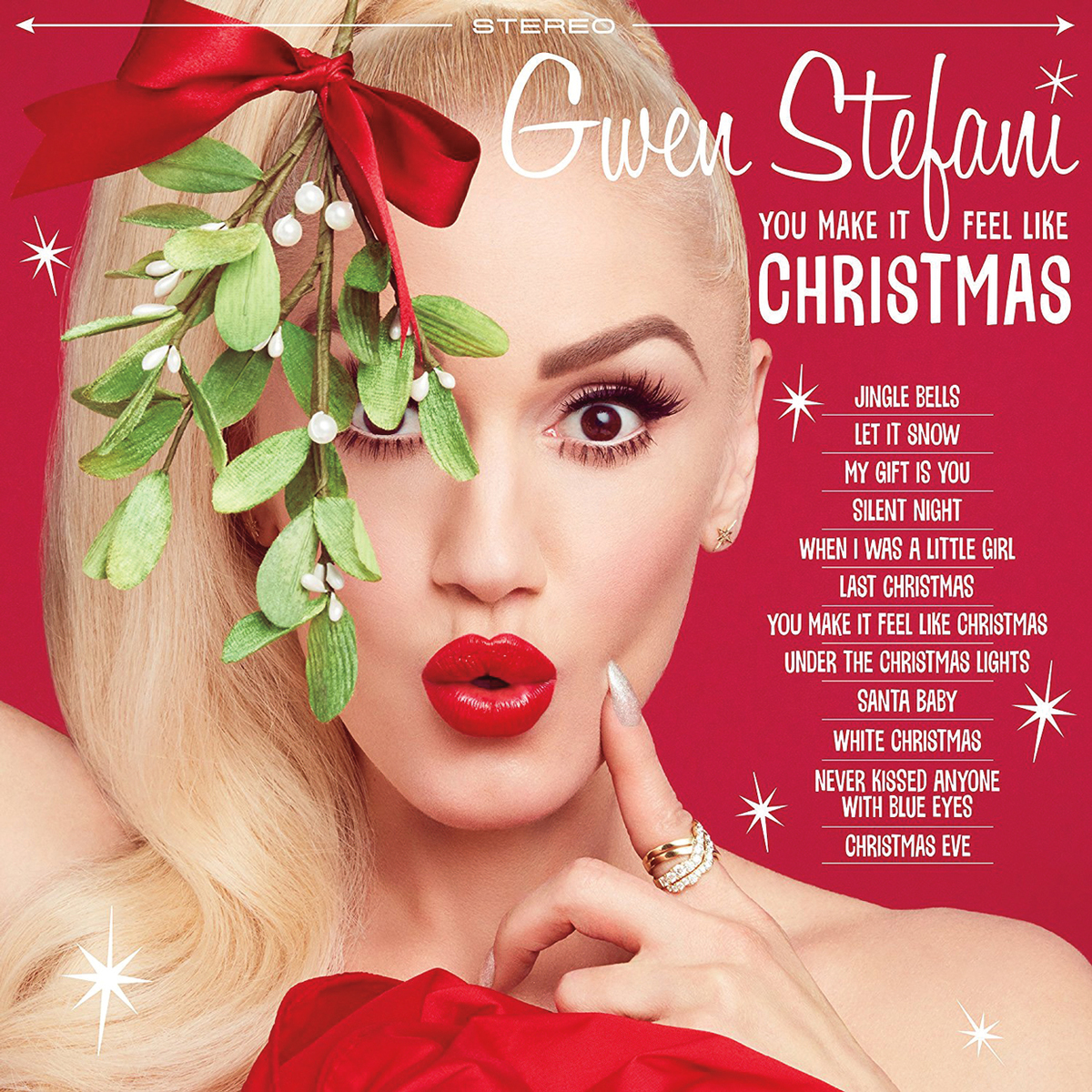 Gwen Stefani's New Album Brightens the Holiday Weekend