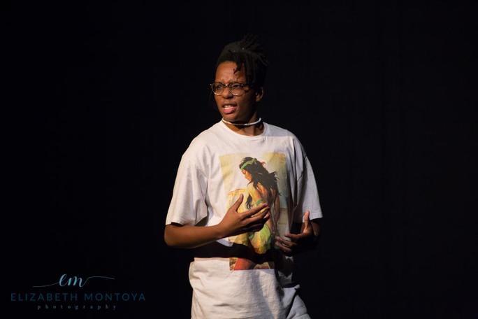 Student Spotlight: Zyee Evans, Star Performer