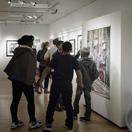 """Voices of the Street"" Exhibit Showcases Urban Art at the DTSC"