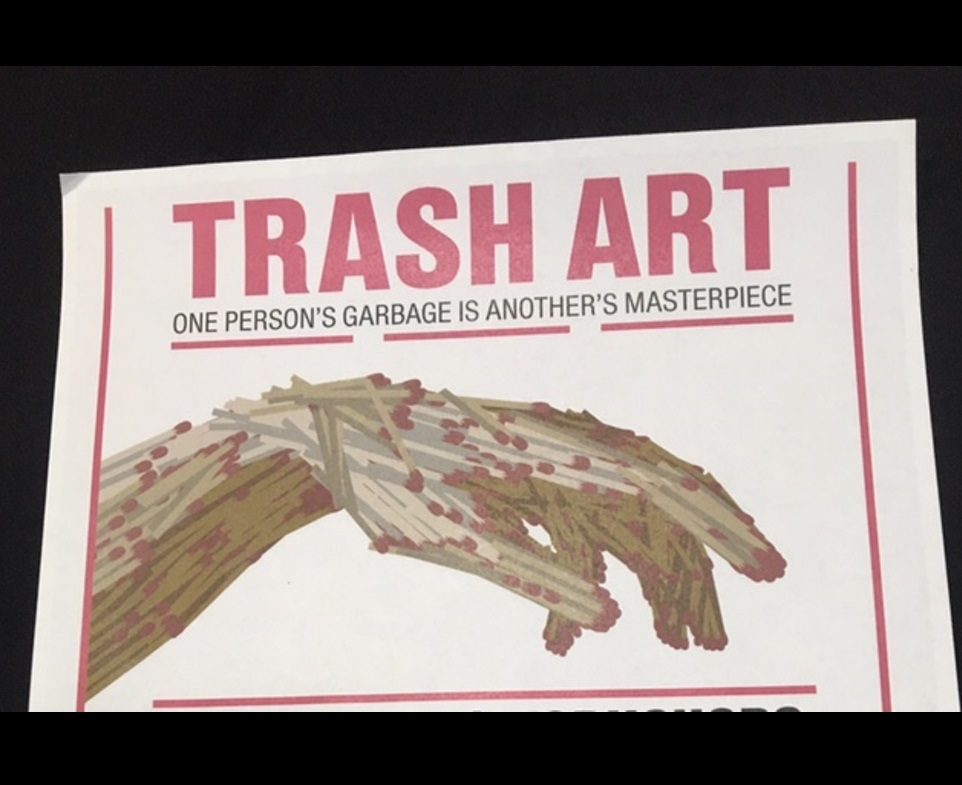 Trash Art Competition Fuels Creativity