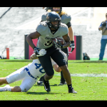 Jalen Harris Buffaloes #9