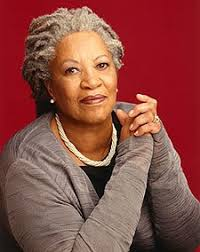 This is an image of American author Toni Morrison.