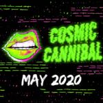 Cosmic Cannibal Logo May 2020